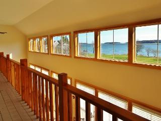 New waterfront House with Large Lawn-Swimming, Kayaking, close to Camden/Rockland. - Rockland vacation rentals