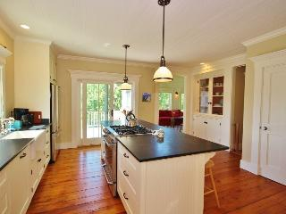 1870`s Saltwater Farmhouse - stunningly restored and modernized. Peaceful with - Rockland vacation rentals