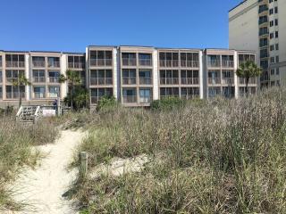 3 bedroom 2.5 bath ocean view condominium - North Myrtle Beach vacation rentals