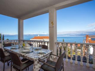 Vista- magnificent sea view - Njivice vacation rentals