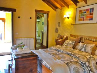 Charming House w/ outdoor Jacuzzi and Views, WiFi - Vega de San Mateo vacation rentals
