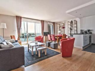 centre ville, app de grand standing , terrase,park - Saint-Malo vacation rentals