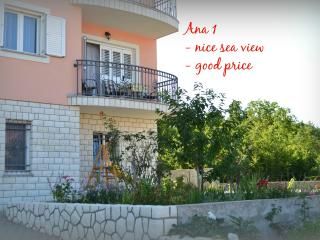 Cozy apartment Ana with sea view - Kraljevica vacation rentals