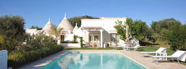 swimming pool - trullo sassaia - Ostuni - rentals