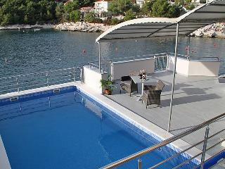 4 bedroom Villa in Rogoznica Razanj, Central Dalmatia, Croatia : ref 2058587 - Cove Stivasnica (Razanj) vacation rentals