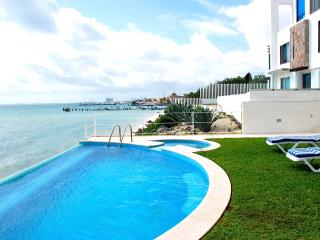 Ocean Front Luxury House - Cancun vacation rentals