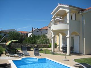 Family Villa with Pool near Sibenik - Pirovac vacation rentals