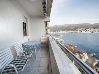 2 Balcony Amazing view studio for 3 - Stobrec vacation rentals