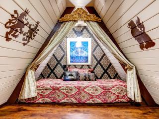 Medieval Themed 2-story Villa Near Beach - Ocean Shores vacation rentals