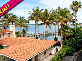 Baywatch Bungalow: 2BR Condo w/ Pool and Dock - Bradenton Beach vacation rentals