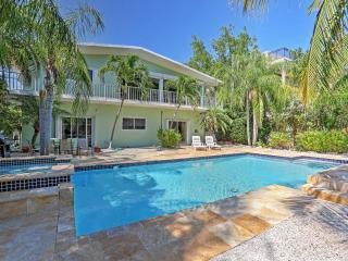 New Listing! Pristine 5BR or 3BR (5BR Only in 2017) Key Largo House w/ No Bridge Restrictions To Ocean w/Wifi, Private Covered Patio & Pool Access - Phenomenal Waterfront Location! Close to Beaches, Diving, Fishing & More! - Key Largo vacation rentals