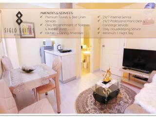 SIGLO SUITES @ Azure St.Tropez 1603 - Paranaque vacation rentals