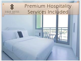 SIGLO SUITES @ Azure Santorini 1221 - Paranaque vacation rentals