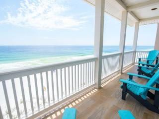 Luxury Beach House with private beach, Sleeps 24! - Miramar Beach vacation rentals