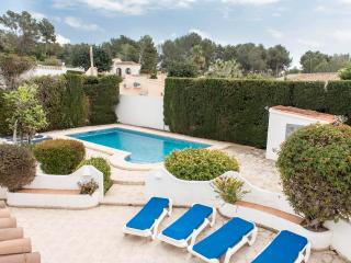 Lovely Villa with Internet Access and Satellite Or Cable TV - Moraira vacation rentals