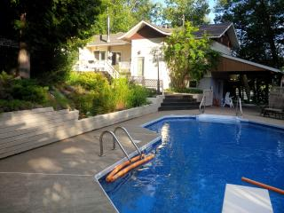 Lakefront Chalet for Big Family! - Nominingue vacation rentals