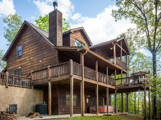Perfect Cabin with Deck and Internet Access - Ellijay vacation rentals
