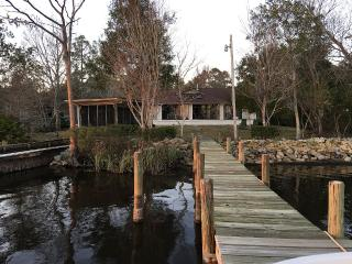 Peaceful, Magical Waterfront Home - Pensacola vacation rentals