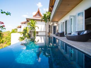 Splendid 4-Bedroom Villa at Surin Beach - Cherngtalay vacation rentals