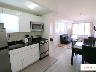 Tastefully Furnished 2 Bedroom 1 Bathroom Apartment in New York - Weehawken vacation rentals