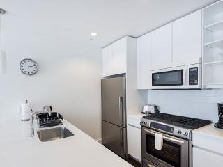 Furnished 1-Bedroom Apartment at Christopher Columbus Dr & Grove St Jersey City - Jersey City vacation rentals