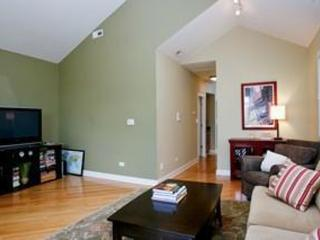 Furnished 3-Bedroom Condo at N Ashland Ave & W Thomas St Chicago - Humboldt vacation rentals