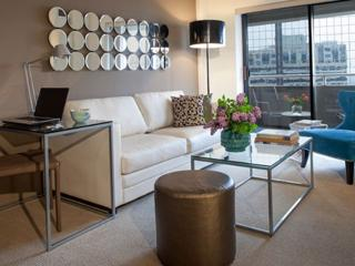Furnished 1-Bedroom Apartment at State St & Devonshire St Boston - Boston vacation rentals