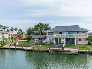 Marlin by the Sea - Canal Front 4/bed, 4/bath Home - Aransas Pass vacation rentals