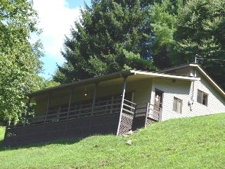 Smoky Mountain Hillside Retreat - Maggie Valley vacation rentals