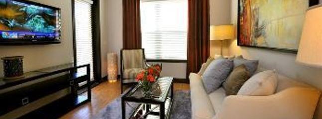 Furnished 1-Bedroom Apartment at Woodlands Pkwy & Waterway Ave The Woodlands - Image 1 - The Woodlands - rentals
