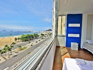 Ocean View Apartment for rent in Rio T013 - Rio de Janeiro vacation rentals