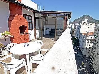 Vacation Rental Penthouse in Rio de Janeiro T017 - Rio de Janeiro vacation rentals