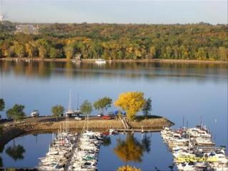 St. Croix River Home with Private Waterfront - Stillwater vacation rentals