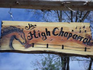 The High Chaparral Log Home - Bryson City vacation rentals