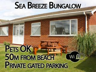 Mablethorpe Holiday Cottage Sea Breeze Beachside - Mablethorpe vacation rentals
