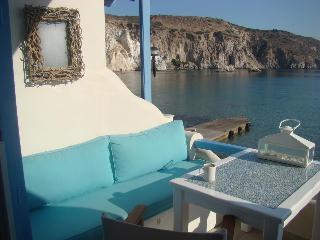 "Amazing ""Oneiro"" Beach Bungalow Studio, Firopotamo - Milos vacation rentals"
