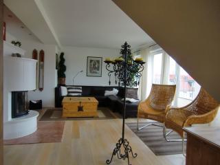 Ferienwohnung Luxusmansarde, zentrumsnah m.Parkpl. - Dresden vacation rentals