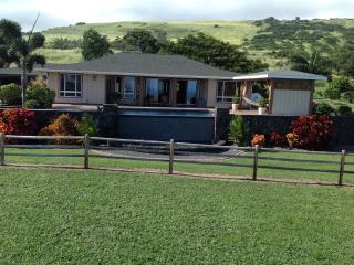 Kaunamano Vacation Rental  private home & pool - Naalehu vacation rentals