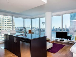 Grand 2 Bedroom, 2 Bathroom Jersey CIty Apartment With Bathtubs - Jersey City vacation rentals