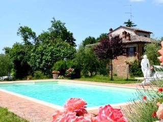 Toscana: Villa 12px + piscina panoramica - Marciano Della Chiana vacation rentals