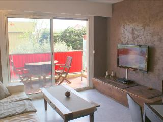 2 BDR flat w/ terrace and parking - Antibes vacation rentals