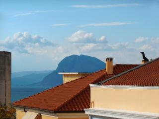 CENTRAL RESTORED OLD HOUSE with sunny roof-terrace - Patras vacation rentals