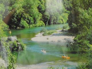 Tarn, rivière,  canoé, randonnée - La Malene vacation rentals
