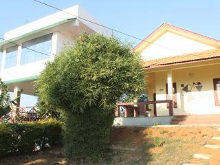 Bright Farmhouse Barn in Wayanad with Internet Access, sleeps 12 - Wayanad vacation rentals