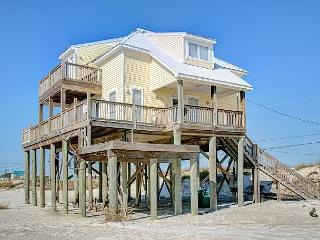 """Island Escape"" on the Gulf of Mexico 