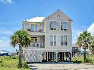 """Seahorse"" on the Gulf of Mexico 