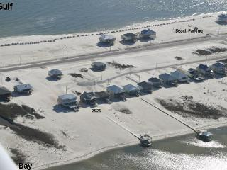 """Fish Bones"" on the Bay 