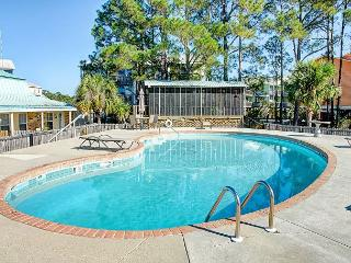 """Surf Club Unit B-9"" Lovely Views of Gulf 