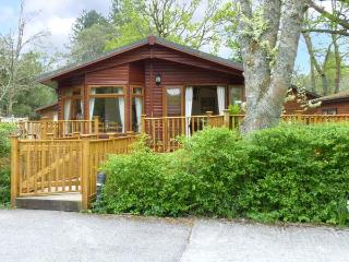 8 WATERSIDE WOOD, lakeside location, large decked area, on-site facilities, Troutbeck Bridge, Ref 937796 - Troutbeck Bridge vacation rentals