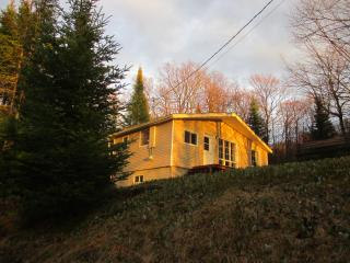 Newly renovated cottage in the mountains - Saint-Adolphe-d'Howard vacation rentals
